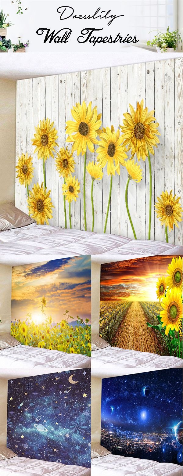 2019 Home decoration ideas for wall tapestries