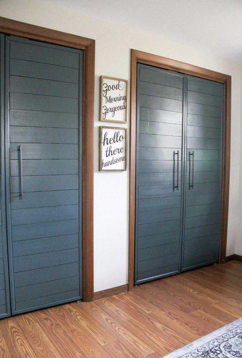 LightsForHomeDecoration French closet doors, Diy closet