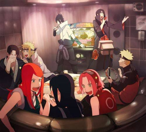 Age regressed(Naruto fanfic) | PICA | Naruto images, Naruto, Anime