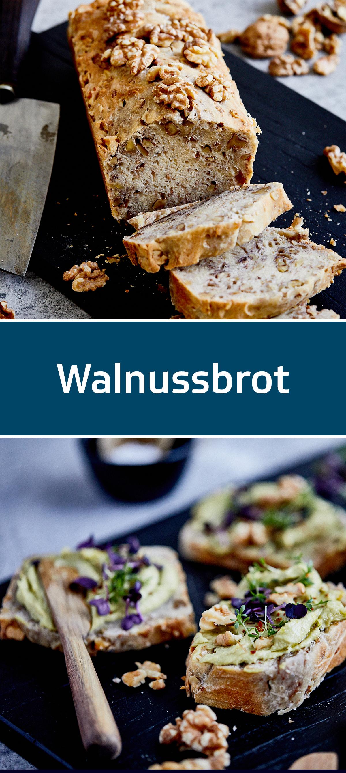 Photo of Recipe walnut bread