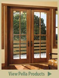 Replace Sliding Doors With French Doors