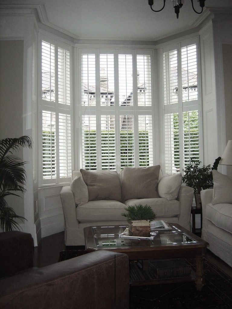 Our gallery shows photographs of our interior plantation shutters