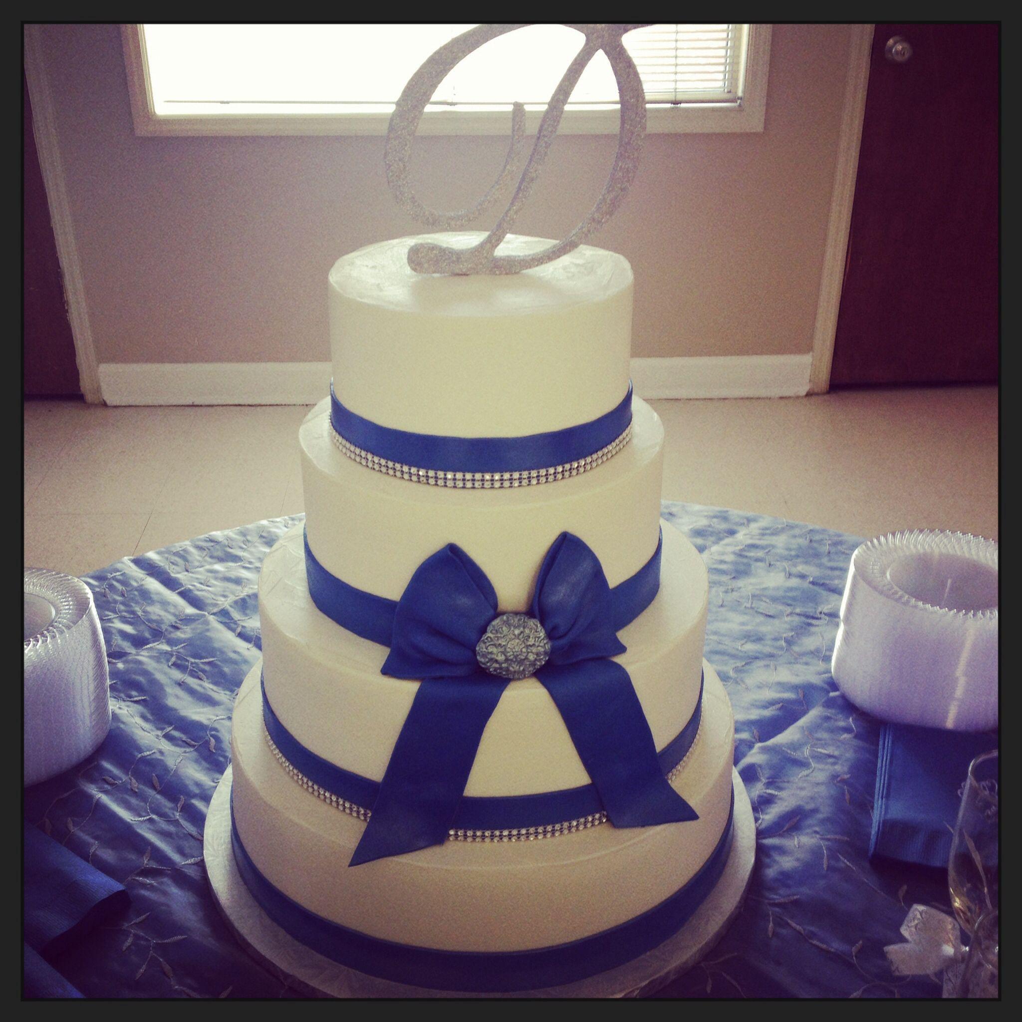 Wedding Cakes, Vow Renewal Cake