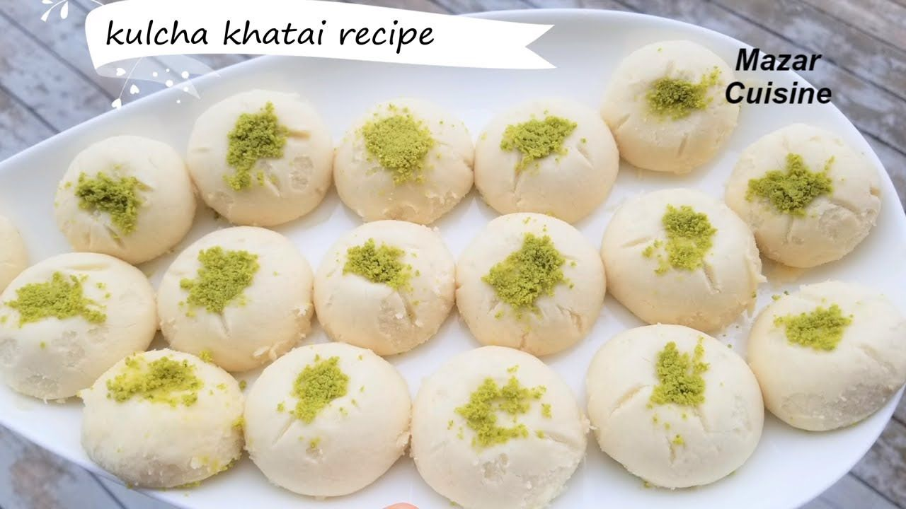 Cookie recipes afghan kulcha khataigless cookie nankhata afghan food cookie recipes afghan forumfinder Images