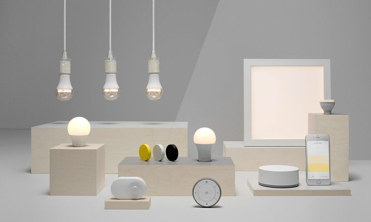 Ikea Tradfri Smart Bulbs Can Now Be Controlled From Your Iphone Which Smart Bulbs Smart Lighting Smart Bulb