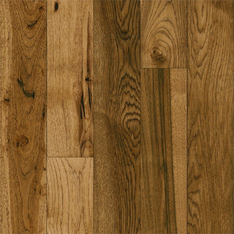 Bruce america 39 s best choice 5 in w prefinished hickory for Bruce hardwood flooring
