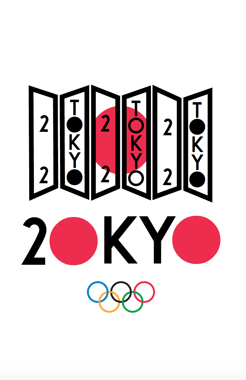 Tokyo 2020 Olympic Posters on Behance in 2020 Tokyo 2020