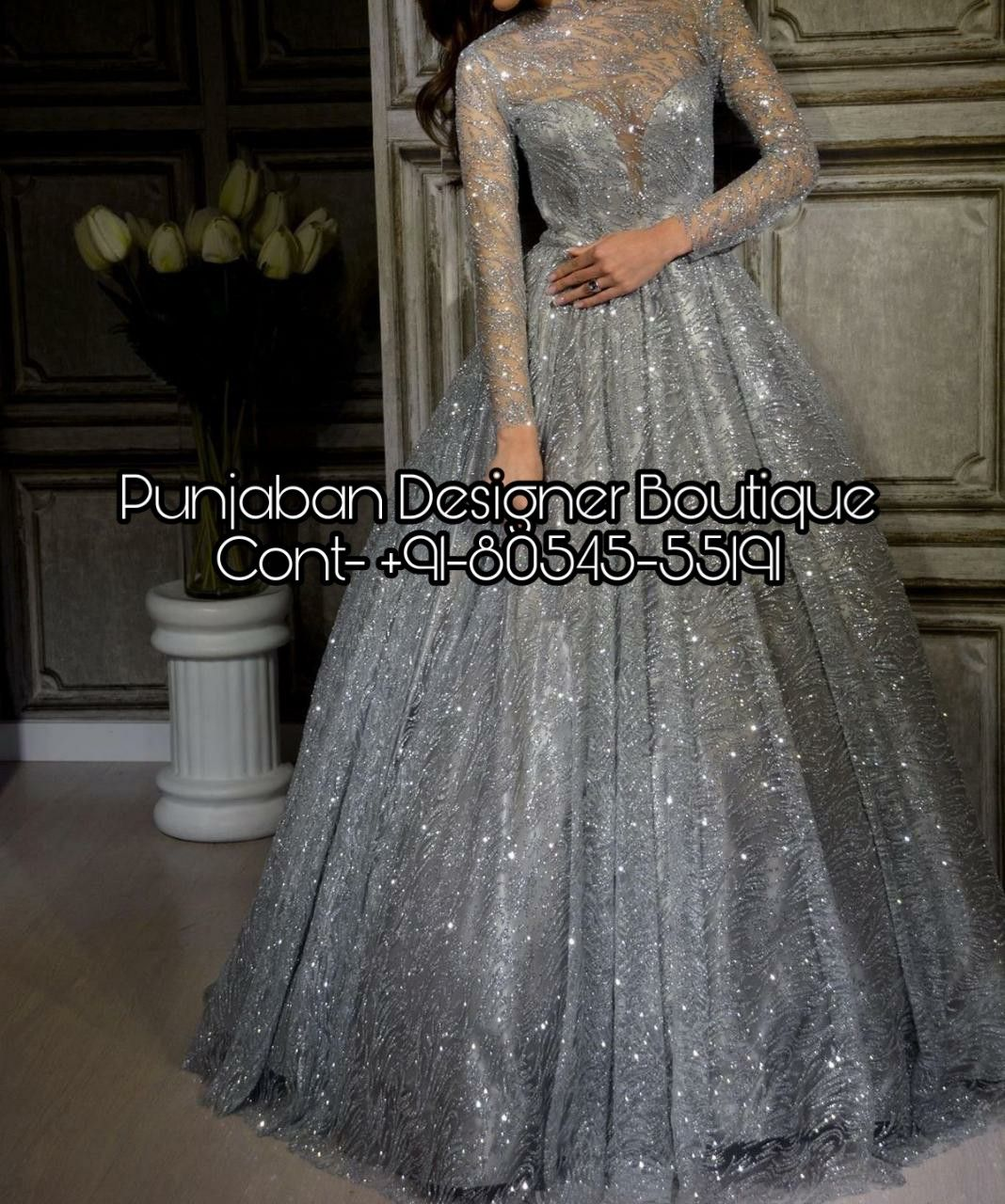 Indian Wedding Gowns Online India in 18   Wedding gowns online ...