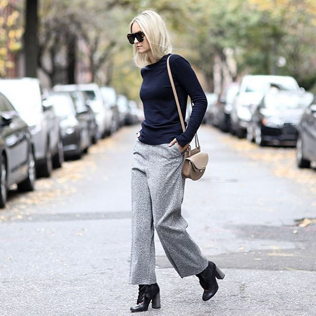 Pin for Later: 23 Ways You Can Make Booties Work With Anything With Work-Worthy Trousers