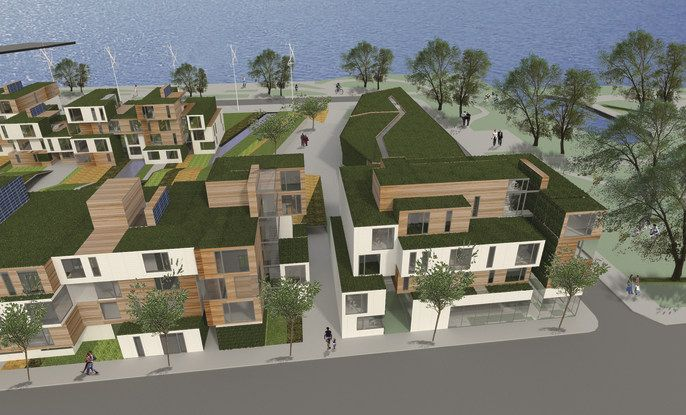ARCHI-TECTONICS - Projects - STATEN ISLAND: SUSTAINABLE