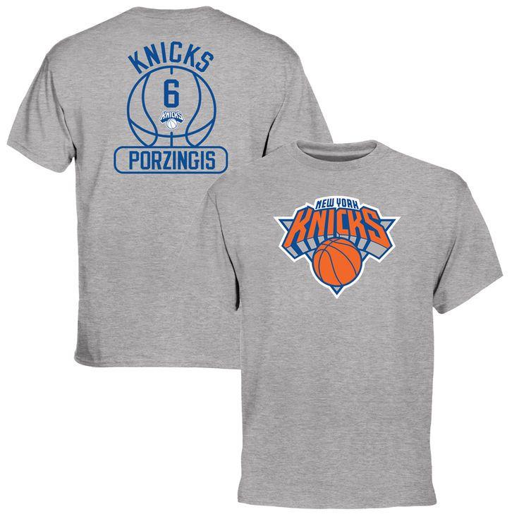 Kristaps Porzingis New York Knicks Core Issued Name