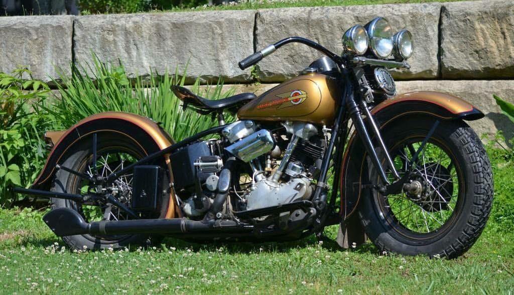 Charlotte Harley Davidson >> 36 Knuckle This 1936 Harley Davidson El Knucklehead Was