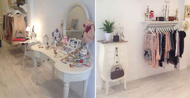 Decoracion de tiendas de ropa vintage decora tu tienda for Decoracion de boutique
