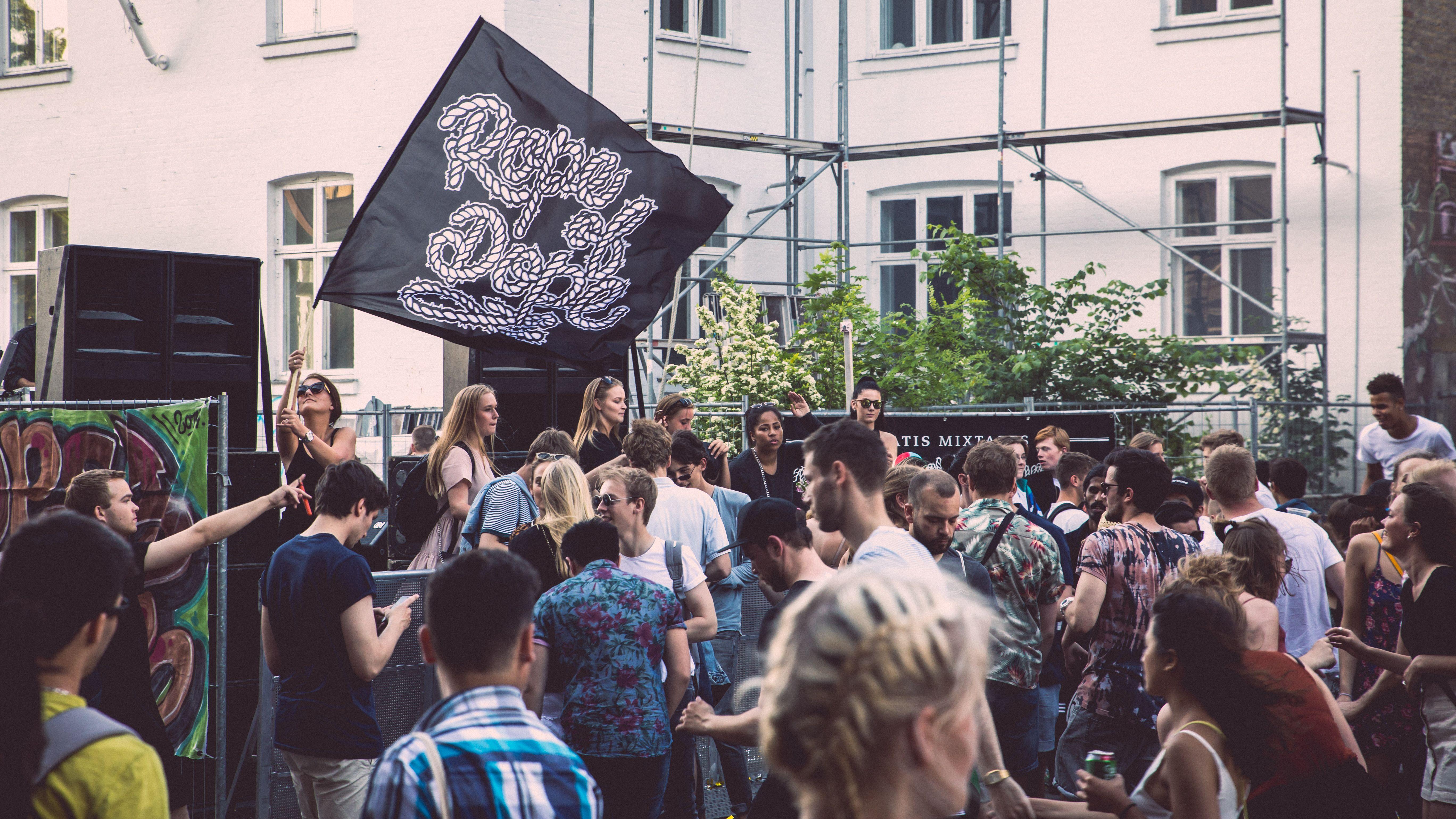 Rope Of Dope x Distortion Gadefest 2016!