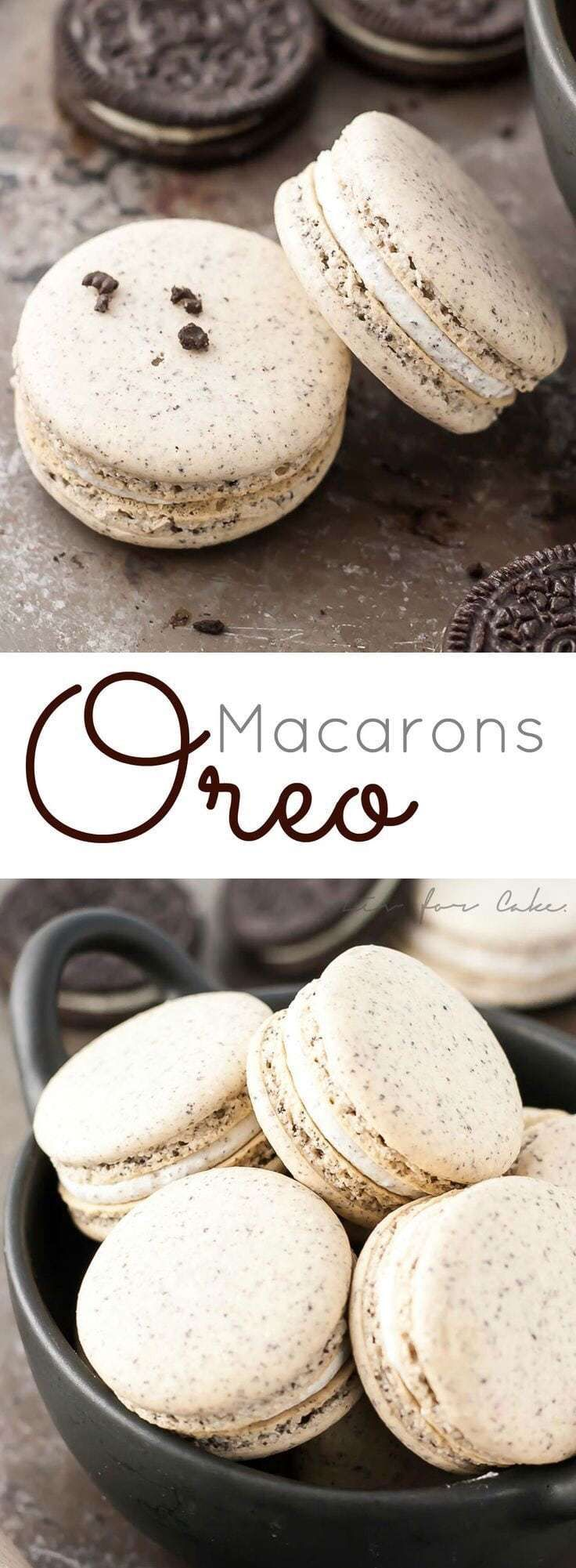 25 HOLIDAY OREO INFUSED RECIPES A NIBBLE OF HEAVEN   The Lifestyle Hacks   Food Recipes, Fitness, & DIY is part of Macaron recipe -