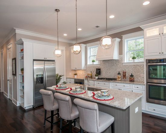 Kitchen by FrontDoor Communities http://www.houzz.com/photos/4863913 ...