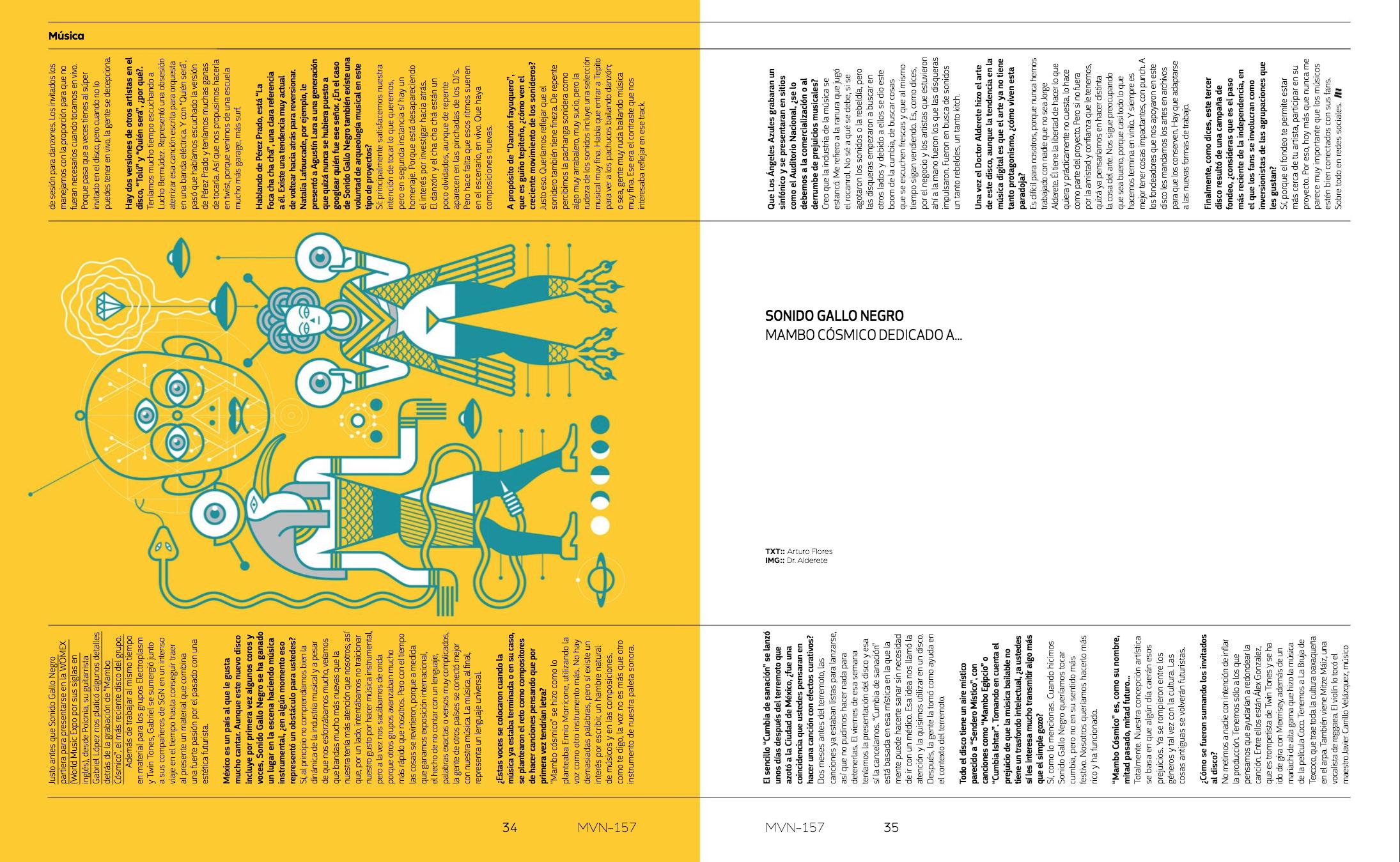 Gallo Negro  #ALV  #gallonegro #MinimalDesign  #Minimal #RevistaMarvin #Marvin #ArtDirection #Magazine #EditorialDesign #Editorial #GraphicDesign