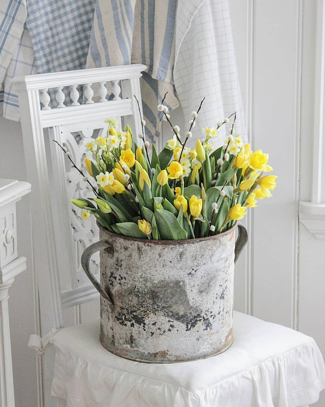 Fruhling Ostern Diy Dekoration Spring Easter Decor Vibeke Design