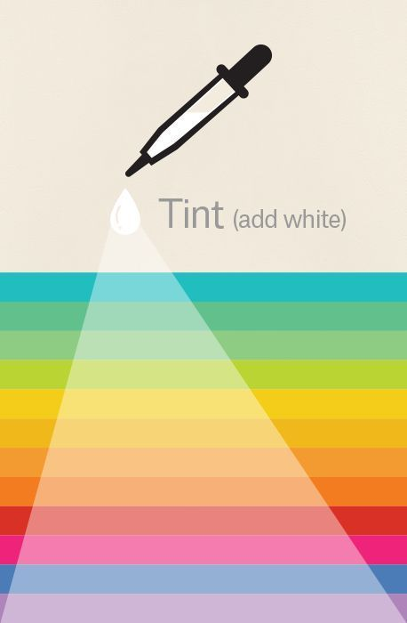 The bold bright truth about color theory  Color theory