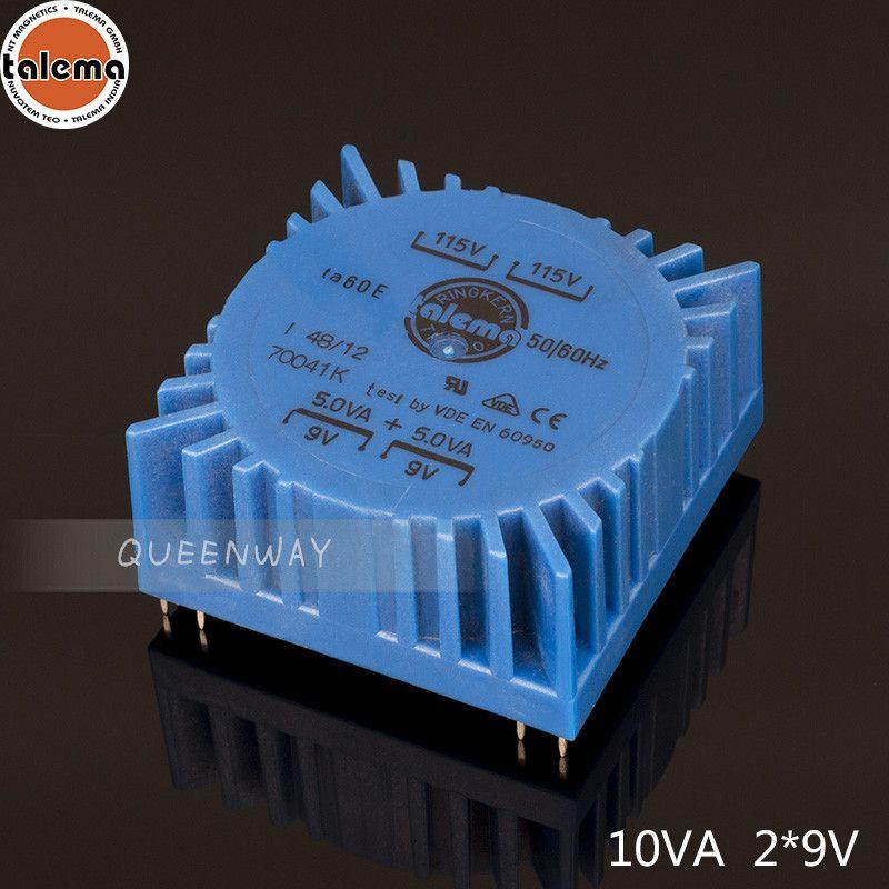 >> Click to Buy << Double 9V 10W, TALEMA Square PCB Welding Plate, Sealing  Toroidal Transformer, 10VA #Affiliate