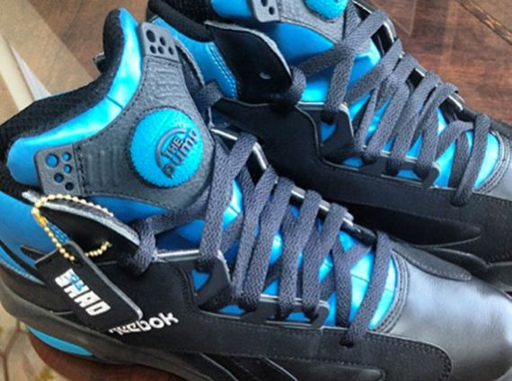 59d7448bcd0 Reebok Shaq Attaq - Black - Azure - SneakerNews.com