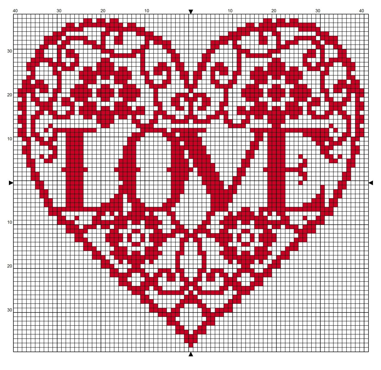 This is a photo of Exhilarating Printable Cross Stitch Pattern