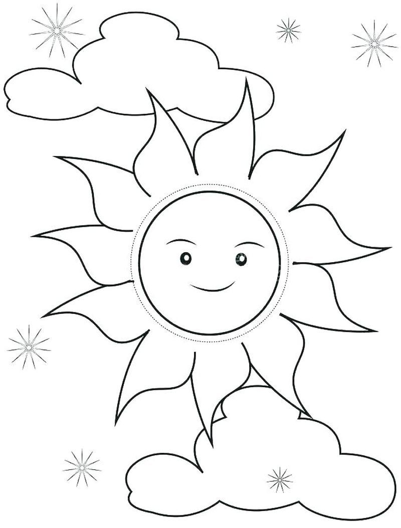 Sun Coloring Pages Printable Free Coloring Sheets Sun Coloring Pages Planet Coloring Pages Moon Coloring Pages