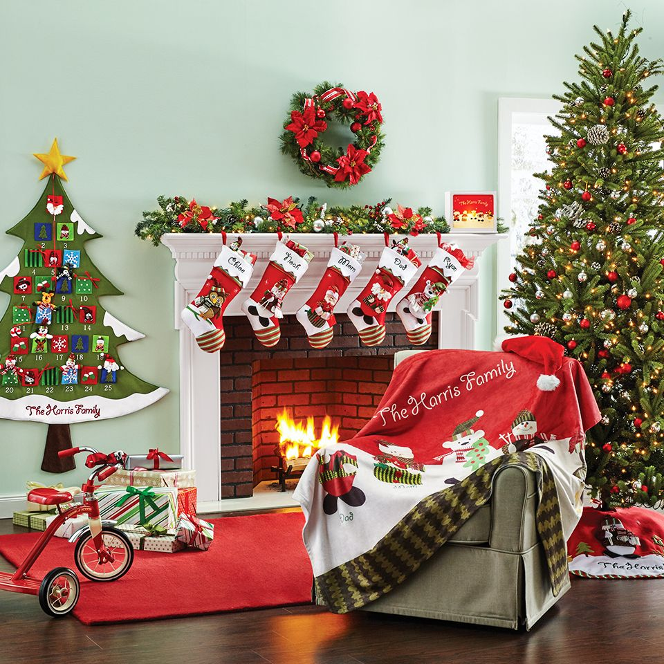 People Who Put Up Christmas Decorations Early Are Happier According To Experts Christmas Decorations Holiday Decor Personalized Christmas Gifts