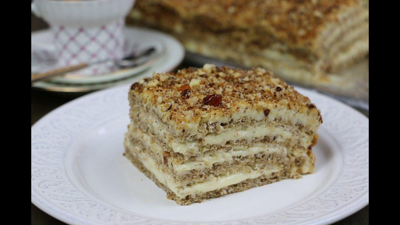 рецепт самый вкусний торт в армение