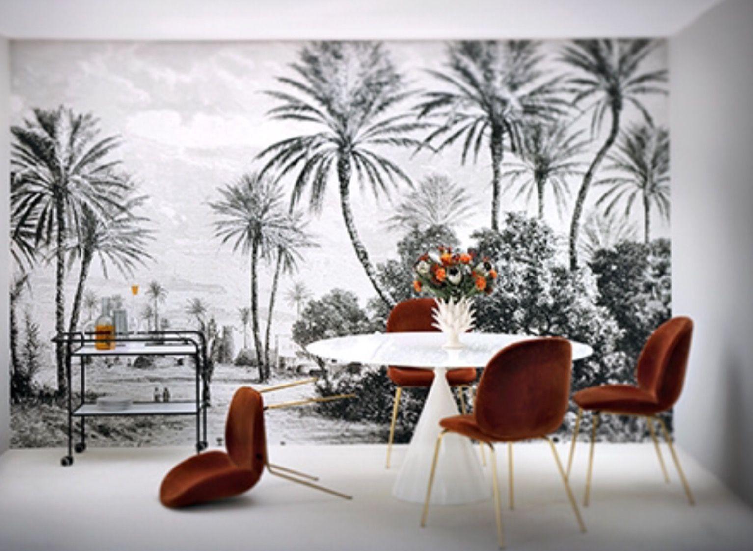 Papier Peint Panoramique Intissé Imprimé Dun Motif De Lartiste