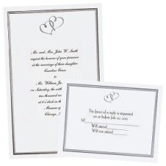 17 Best Images About Invitations On Pinterest Wedding Brides On Wedding  Invitation Kits Wilton