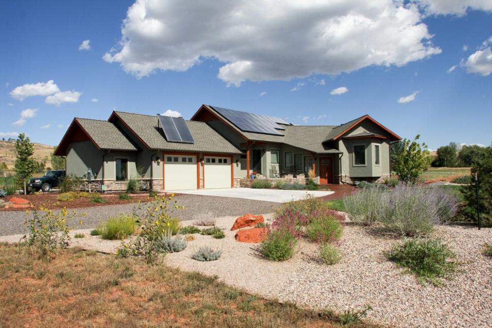 Slide1 Solar house, Whole house fan, House fan