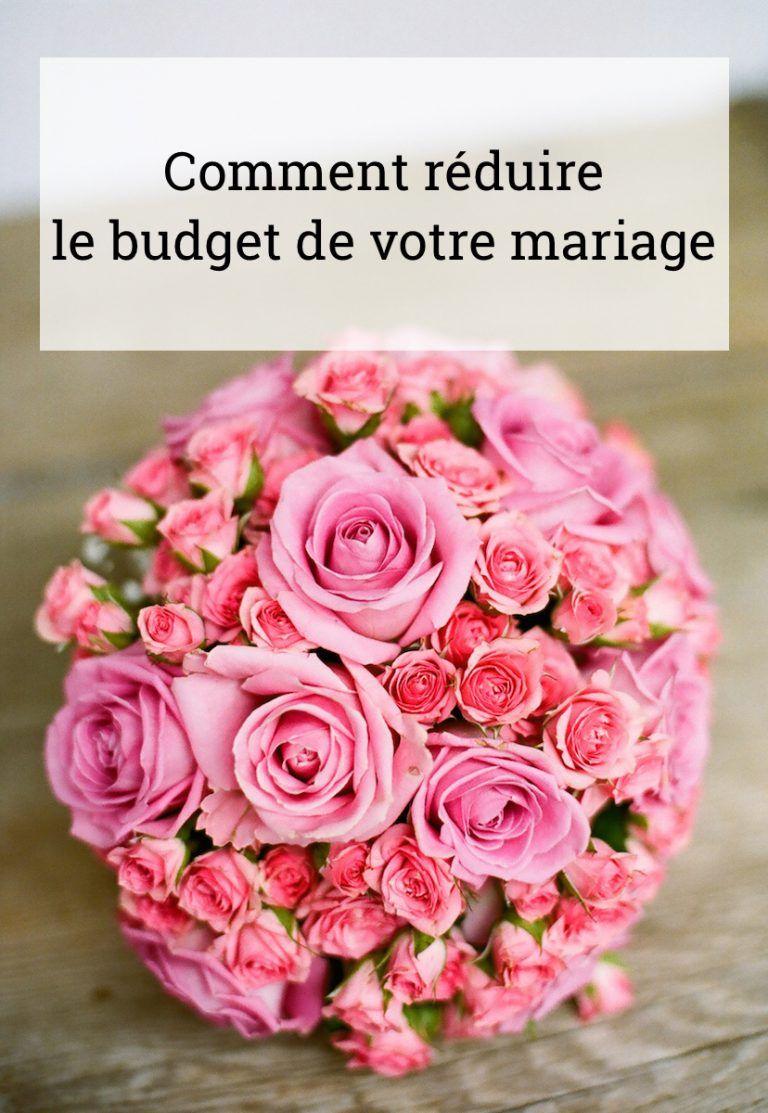 Comment Faire Un Bouquet De Roses réduire le budget de votre mariage: les meilleures astuces