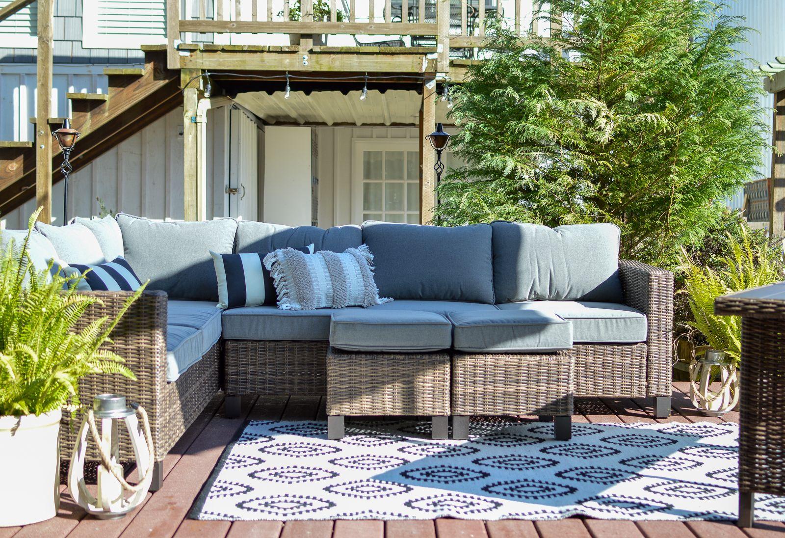 Beautifully Affordable Outdoor Patio Furniture Esterni Casa
