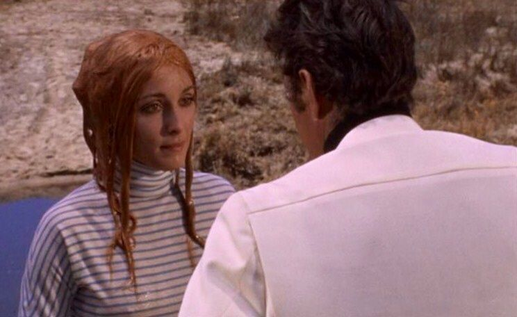 Sharon and Dean in The Wrecking Crew