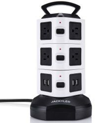 10-Outlet 4-USB 3000W Surge Protector for $24  free shipping w/ Prime #LavaHot http://www.lavahotdeals.com/us/cheap/10-outlet-4-usb-3000w-surge-protector-24/171184?utm_source=pinterest&utm_medium=rss&utm_campaign=at_lavahotdealsus