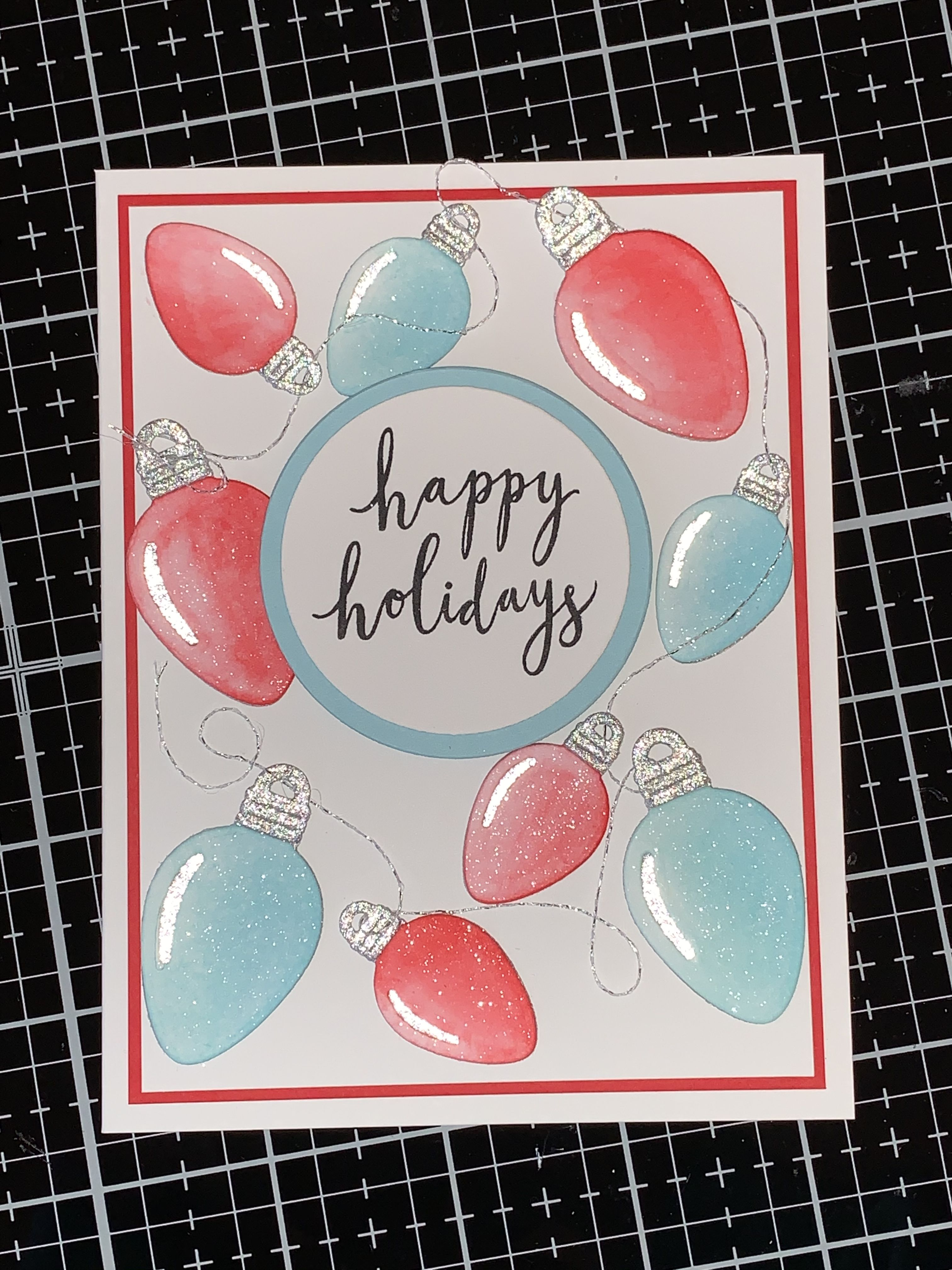 Christmas card in 2020 christmas cards scrapbook cards