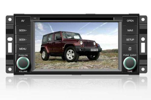 Oem Replacement Dvd 7 Touchscreen Gps Navigation Unit For Jeep