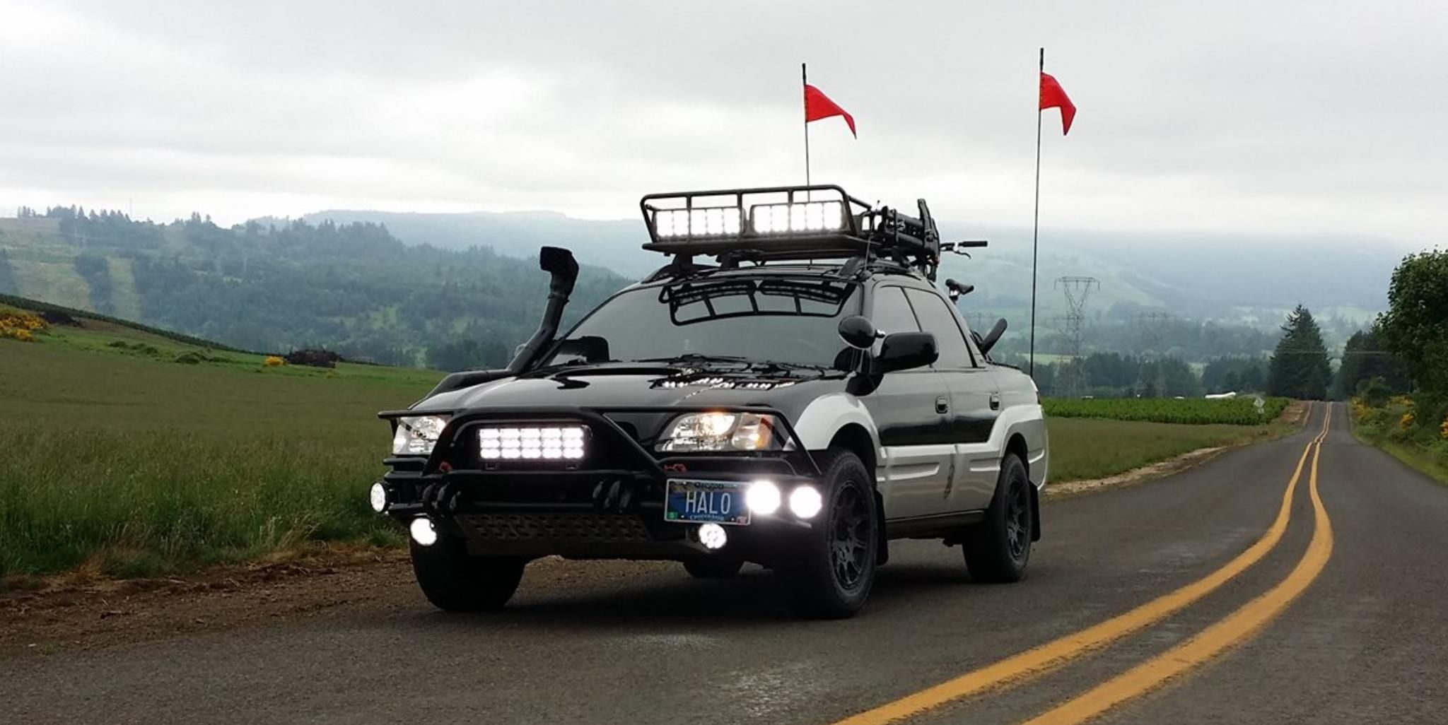 tricked out subaru outback - Google Search | Outback ...