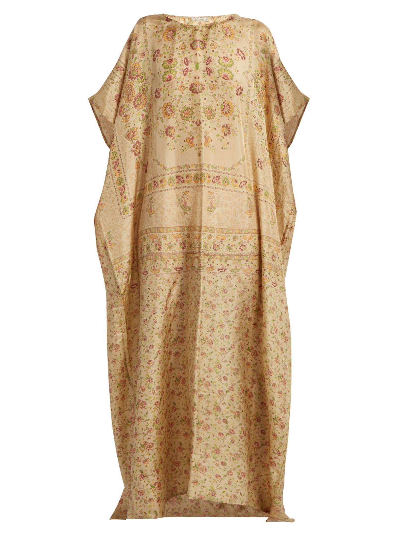 Mes Demoiselles printed kaftan dress With Paypal Online Visa Payment Cheap Online Get Authentic Cheap Online Exclusive Sale Online Oa1xS3W2U