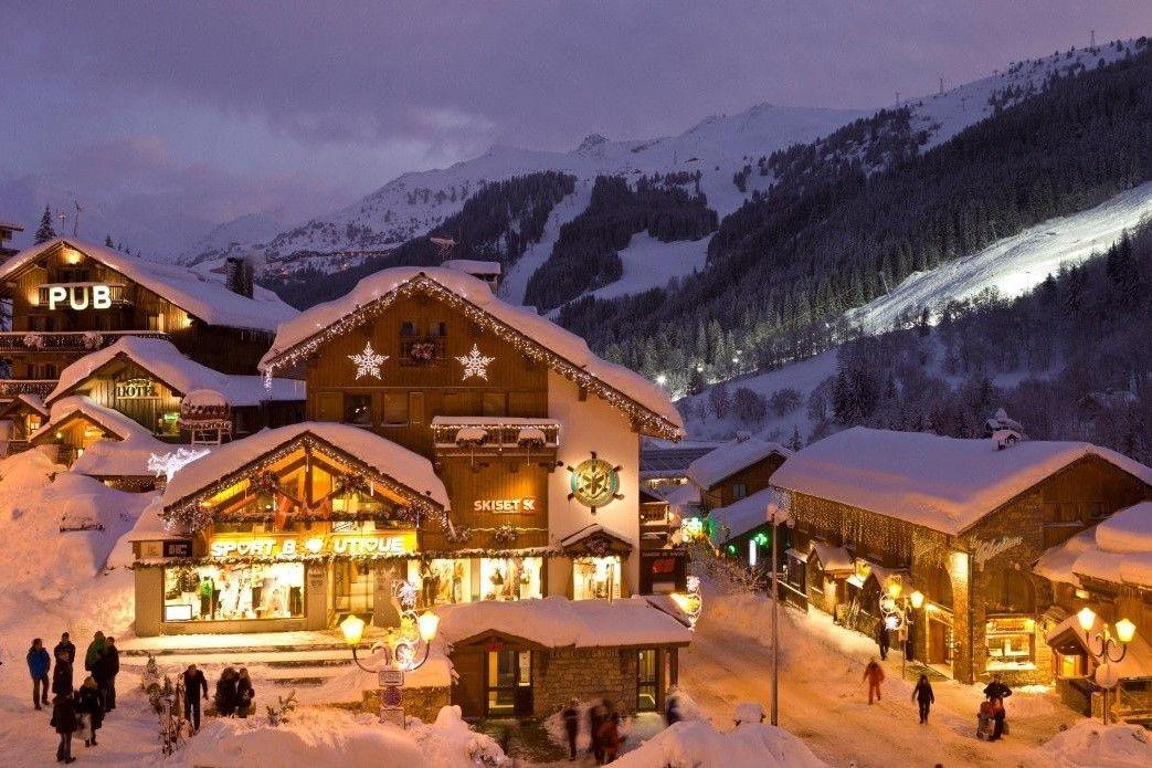 Meribel France In 2020 Resort Ski Resort Ski Holidays