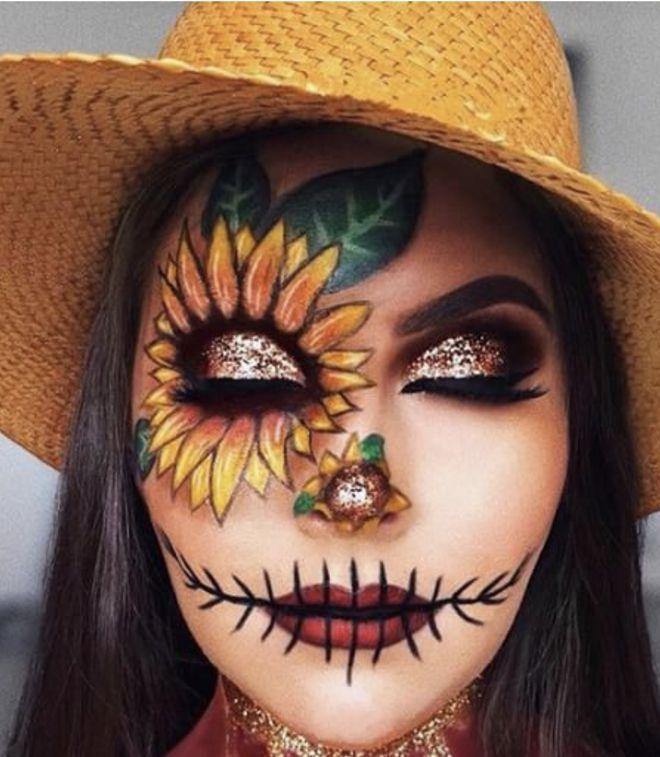 Halloween : 60 idées maquillage pour un regard magnétique ! #epouvantaildeguisement