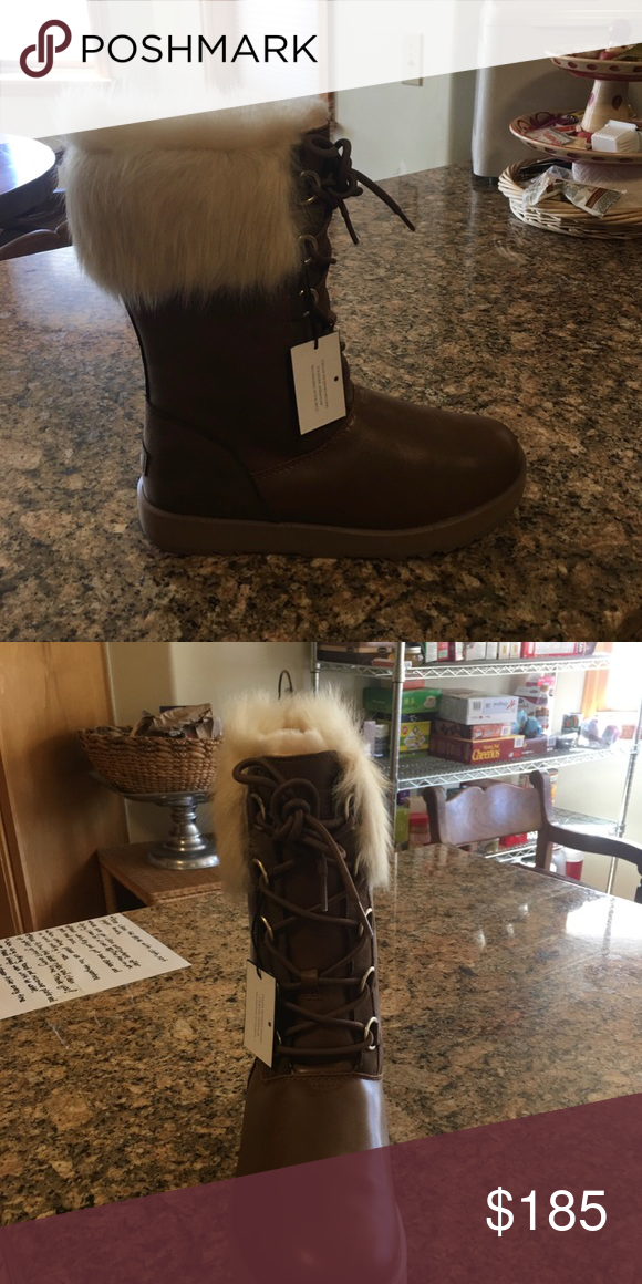 0903991f8a8 BRAND NWT Women's UGG Aya Waterproof Boots Brand new with tags and ...