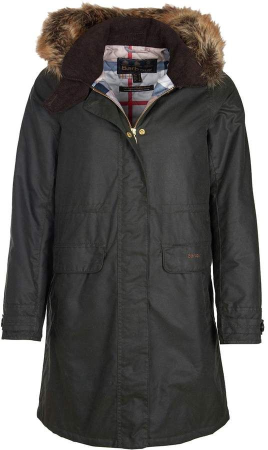 Barbour Galloway Wax Jacket - Women s  6c44c70a6cf