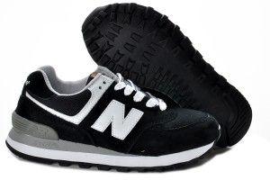 New Balance 574 Ml574uc Sort/Hvide Damer Sko   Nike air max ...