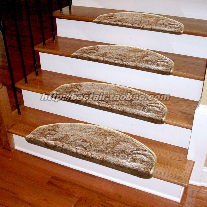 Best High Grade Stair Tread Carpet Non Slip Mat Staircase Step 400 x 300