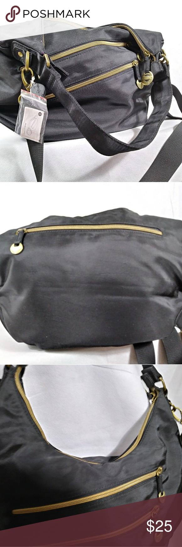 TRAVELON RFID Blocking Crossbody Bag NWT TRAVELON RFID Blocking Crossbody  Bag NWT Two straps One strap 8ff220a7e1