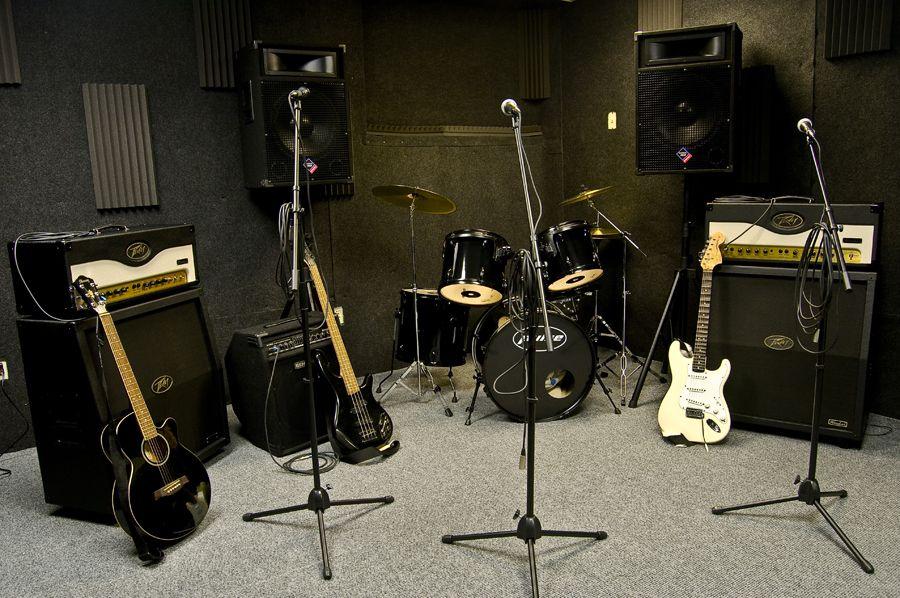 Band Rehearsal Studi 900 598 Pixels For The Home Pinterest Rehearsal Room