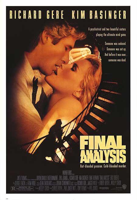 Final Analysis (Analisi finale, 1992)