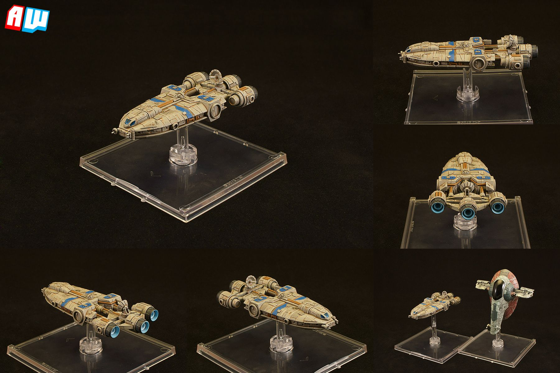 Star Wars: YG-4210